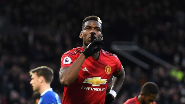 Paul Pogba scored a penalty from a rebound this season, but could that rule be changed after new discussions?