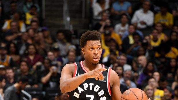 Kyle Lowry is showing the way for the Raptors