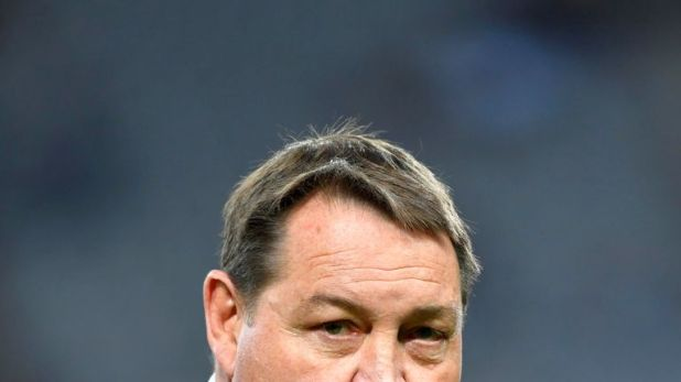 Steve Hansen has not confirmed whether he is planning on continuing as New Zealand coach beyond the World Cup