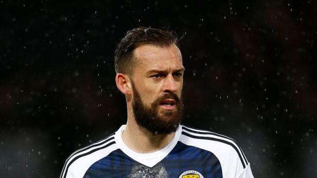 Steven Fletcher won his last cap for Scotland in October 2017