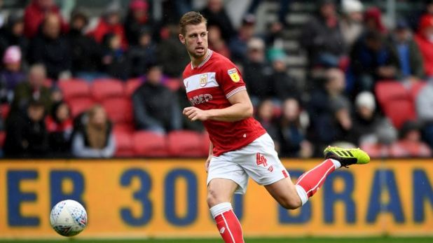 Adam Webster was Bristol City's player of the year last season