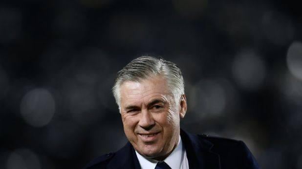 Carlo Ancelotti has eyes on Liverpool in midweek