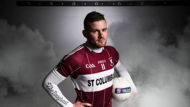 James McGivney and Mullinalaghta face Kilmacud Crokes in Sunday's AIB Leinster senior club final