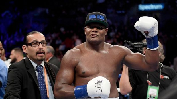 Luis Ortiz has been contacted about a fight with Joshua