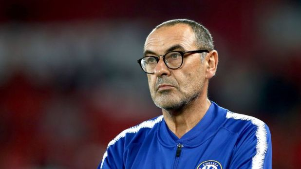 Maurizio Sarri's side have lost two of their last three