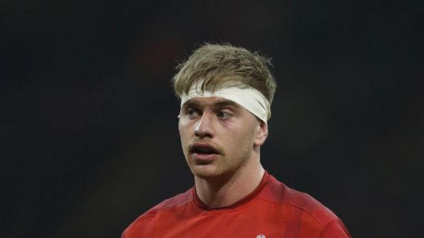 Wales Aaron Wainwright will make his World Cup debut against Georgia on Monday