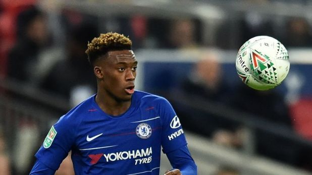 Callum Hudson-Odoi has been the subject of four Bayern bids - the latest at £35m