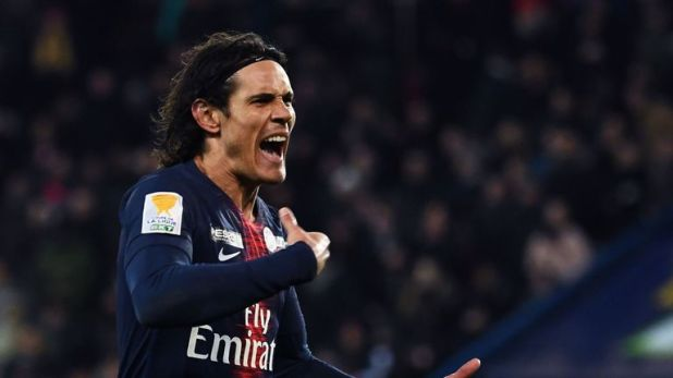Could Cavani be on his way to the Premier League?