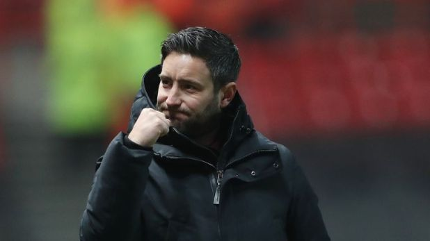 Lee Johnson's Bristol City currently in the midst of a six-game winning streak.