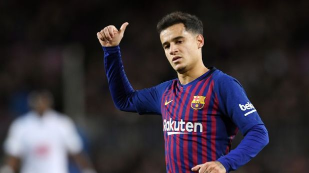Man Utd may try to sign Coutinho if they lose Pogba to Real