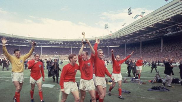 Banks was a hero of England's 1966 World Cup winning side