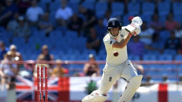 Joe Root hit his 16th Test century in St Lucia
