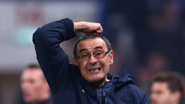 Image result for Maurizio Sarri 6 reasons why chelsea may lose to arsenal in tonights europa league final in baku 6 REASONS WHY CHELSEA MAY LOSE TO ARSENAL IN TONIGHTS EUROPA LEAGUE FINAL IN BAKU skysports maurizio sarri chelsea 4592364