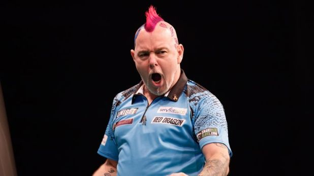 Peter Wright has claimed three titles since June and arrives in Blackpool full of confidence