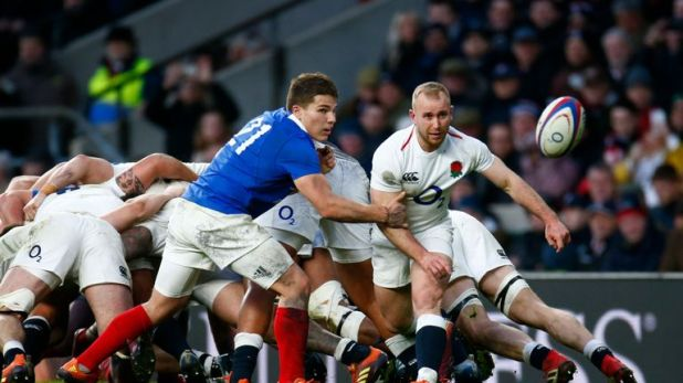 Dan Robson will be eager to have the opportunity to impress against Italy
