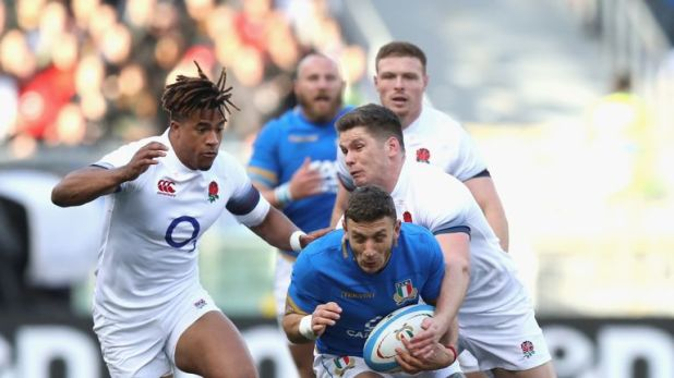 We preview England's visit of Italy in the Six Nations this Saturday