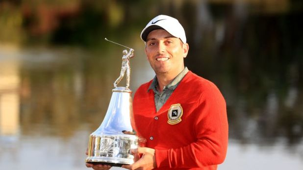 Francesco Molinari's win at Bay Hill was the first of three in a row for Europe's Ryder Cup stars