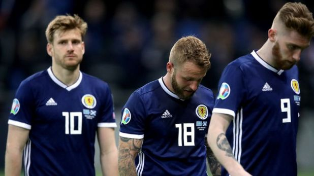 Scotland's shock defeat to Kazakhstan raised questions over McLeish's team selection