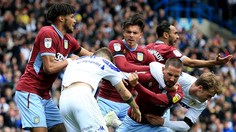 Ref Watch: Leeds goal worst-case state of affairs, says