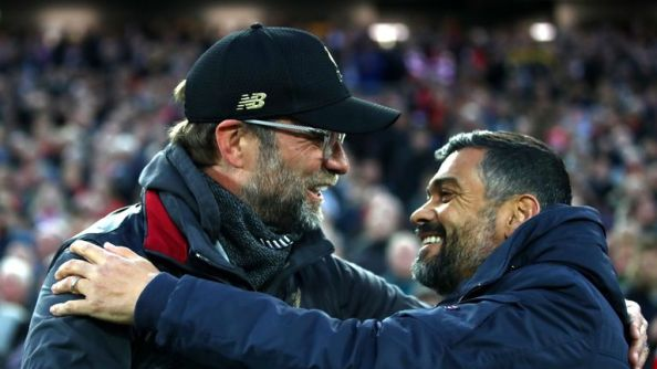 Liverpool have been the best team on the planet at times, says Sergio Conceicao