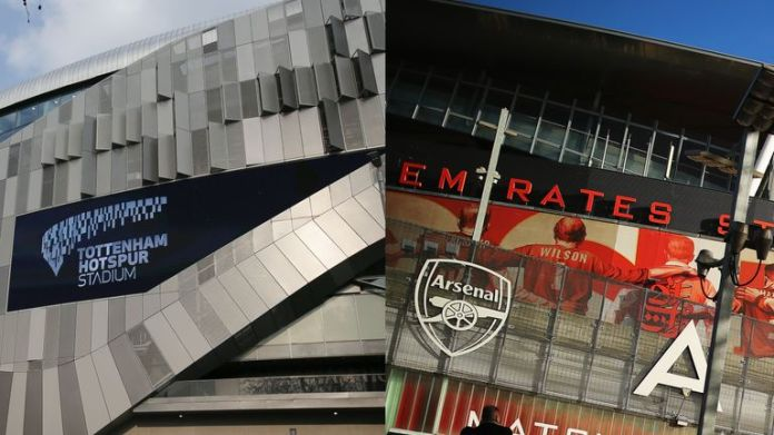 Tottenham's new stadium opens 13 years after Arsenal played its first Emirates Stadium game