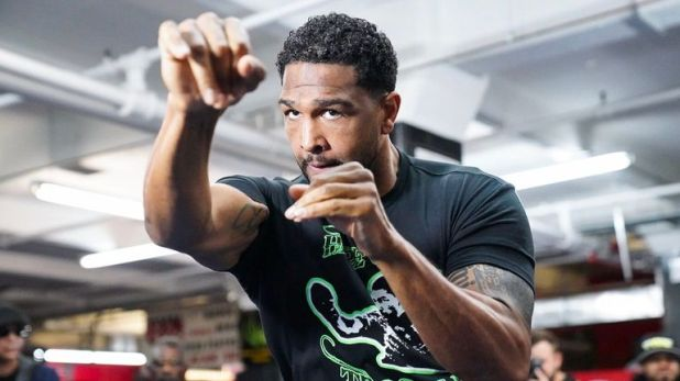 Breazeale proved his toughness in his solitary defeat against Anthony Joshua