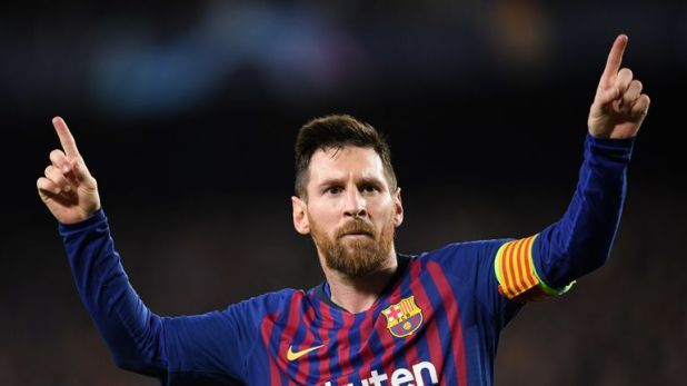 Lionel Messi is currently leading the Golden Shoe standings