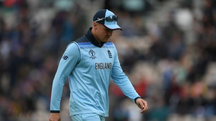 Jason Roy wird auch Englands Spiel gegen Australien verpassen, nachdem er sich eine Sehnenverletzung zugezogen hat