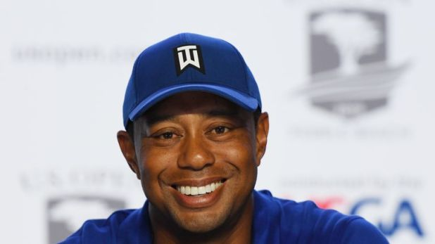 Tiger Woods has won the US Open in 2000, 2002 and 2008