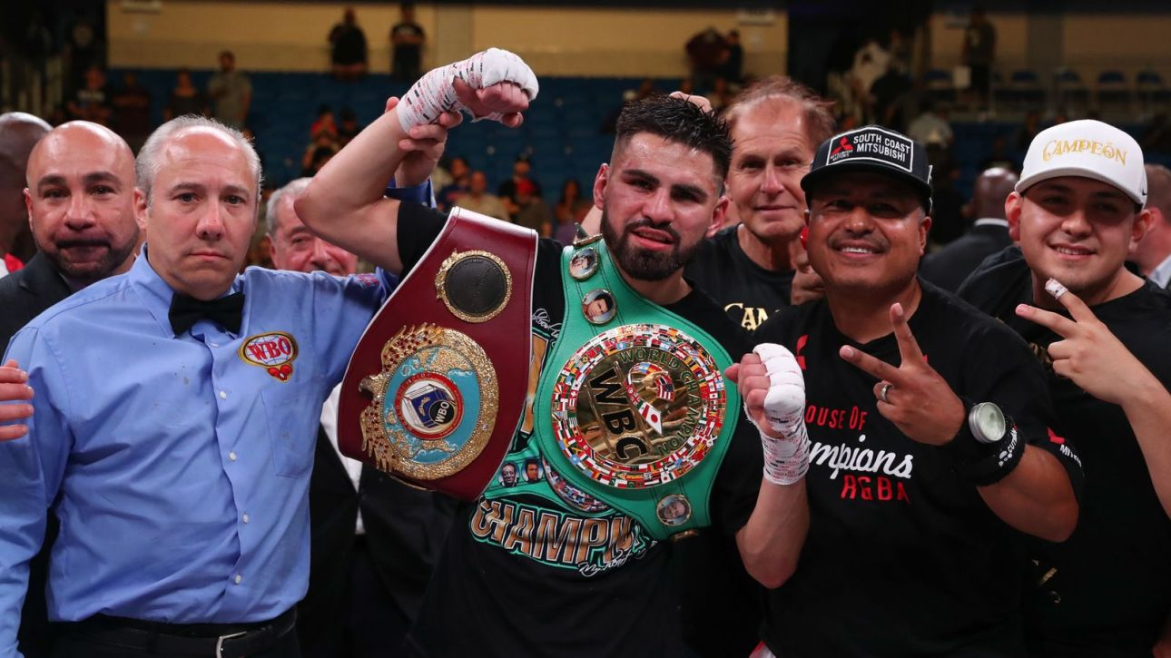 Jose Carlos Ramirez or Josh Taylor.Who will be the new undisputed king in this battle?