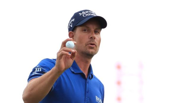 Stenson has not dropped a shot over the first two rounds