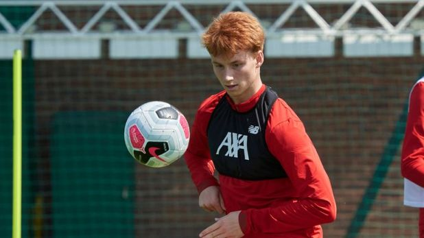 Sepp van den Berg is set for a Liverpool chance on the club's pre-season tour of America