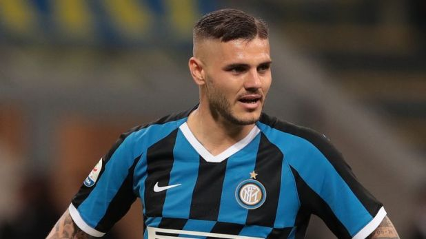 Mauro Icardi has been frozen out at Inter Milan