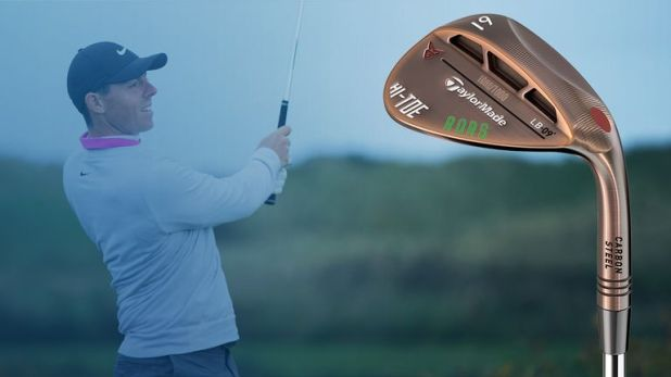 Win a Rory McIlroy Limited Edition wedge