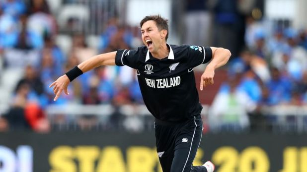 Trent Boult was superb at Old Trafford as he dismissed Virat Kohli and Ravi Jadeja
