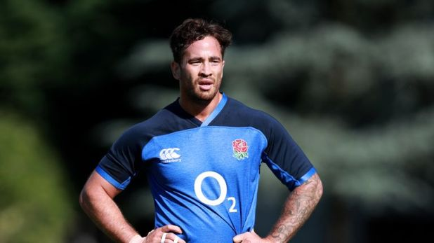 Danny Cipriani is not part of Eddie Jones' 31-man squad