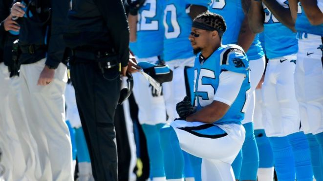 Eric Reid has been a free agent since being released by the Carolina Panthers earlier this year
