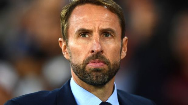 Gareth Southgate's comments have upset the Bulgarian Football Union