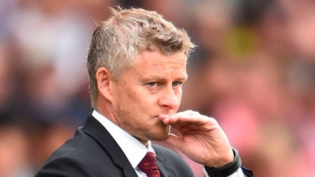 "Ole Gunnar Solskjaer says he does ""not worry"" about De Gea ""at all"""
