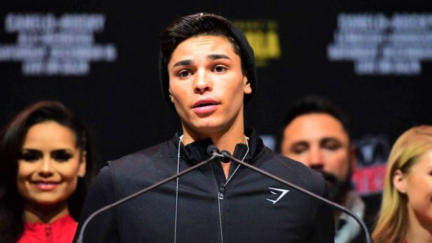 Ryan Garcia has gained a large following of fans on social media