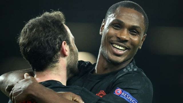 Odion Ighalo has scored four goals for Manchester United