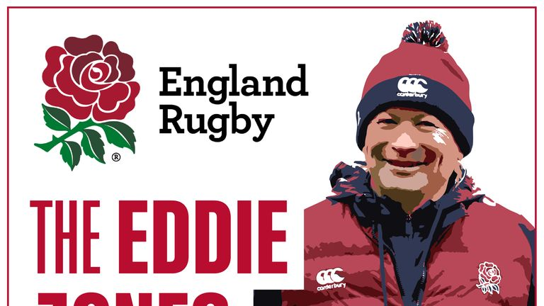 Eddie Jones is joined by hockey coach Danny King on this week's podcast