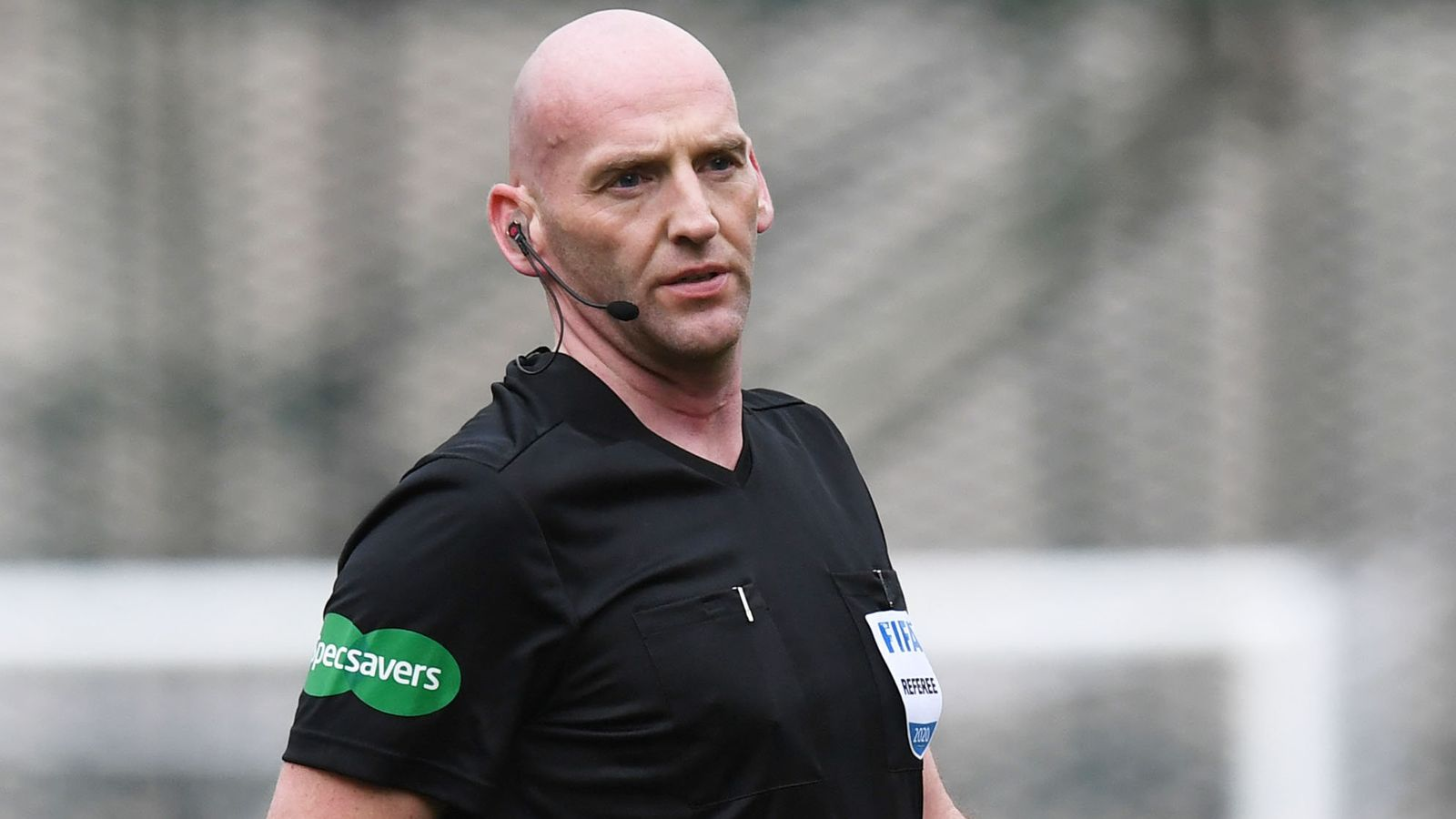 Photo of Scottish referee Bobby Madden expects 'surreal' atmosphere at behind-closed-doors matches