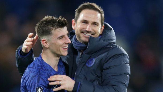 Frank Lampard twierdzi, że Mason Mount jest nadal dużą częścią swoich planów dotyczących Stamford Bridge