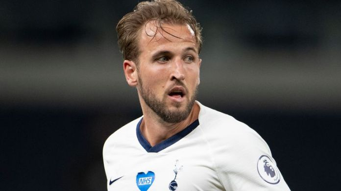 Harry Kane scored his first goal since the month of December