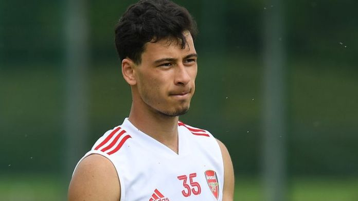 Gabriel Martinelli has scored 10 goals in 26 appearances for Arsenal this season