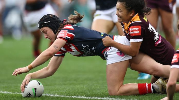 Melanie Howard gets the opportunity to start for the Roosters in the Grand Final