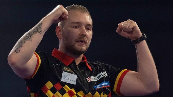 Dimitri Van den Bergh could be facing into an important year