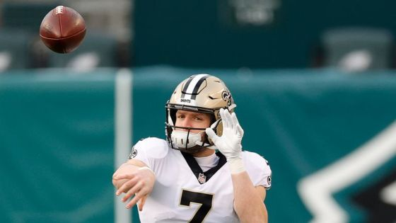 Taysom Hill has posted a 3-1 record while he was a producer for Brees