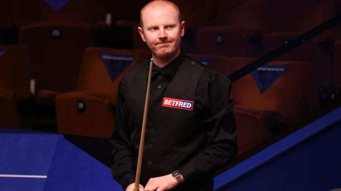 Anthony McGill cruised into the second round at the Crucible